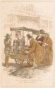 Kaffeeverkauf auf Londons Straßen